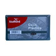 COJIN P/SELLOS STAFFORD #2 PLASTICO S/TINTA 15.5X8 CMS