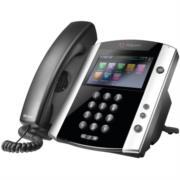 TELEFONO POLYCOM VVX 601 POE 16 PARA SKYPE