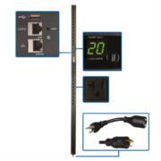 PDU Tripp Lite Monitoreable Monofásico 1.9kW Interfaz de Plataforma LX Tomacorrientes 120V(24 5-15/20R) Vertical OU