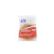 CINTA ADHESIVA TUK 200 .012X65 MTS