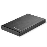 Enclosure Gabinete Vorago HDD-102 para SSD/HDD 2.5' SATA USB 2.0 Color Negro