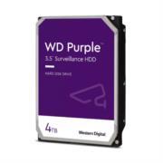 Disco duro Western WD40PURZ Serie Purple 4 TB SATA 6 GBS 3.5' para Videovigilancia