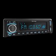 AUTOESTEREO VORAGO CAR-200 4X45WATTS FM-AM/BT/USB/AUX/MICROS