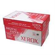 Papel Cortado Xerox Bond Carta 96% Blancura (Rojo) Caja C/5000 Hojas