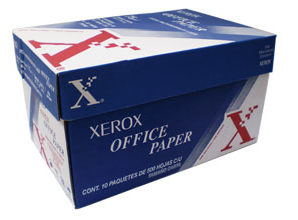PAPEL XEROX BOND LX CARTA 90GRS VERDE