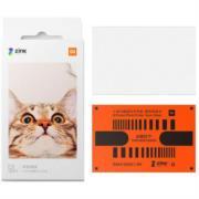 Papel Fotográfico Xiaomi Mi Portable Foto 2x3' 20 Hojas