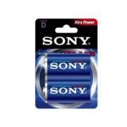 Pilas Sony Stamina Plus D Blister C/2 Pzas