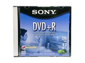 DVD+R SONY DPR47 4.7GB