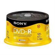 DVD-R SONY DMR47 4.7GB SPINDLE C/50