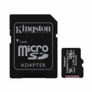 Memoria Kingston Micro SD Canvas Select Plus 128GB UHS-I Clase 10 C/Adaptador