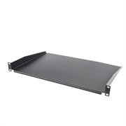Charola Intellinet Fija Cantilever Rack 19' 1U No Ventilada 30cm Color Negro