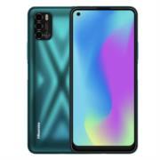 Smartphone Hisense E50 4G LTE 6.55' HD Face ID 128GB/4GB Cámara 13MP+5MP+2MP/8MP Octacore Android 11 Color Verde