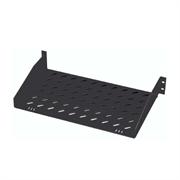 Charola Intellinet Rack 19' 2U 55cm Ventilada Color Negro