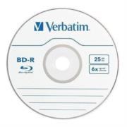 Blu Ray Verbatim 25 GB 6X Caja Individual