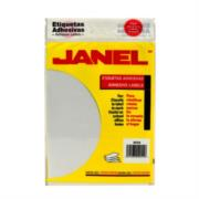 Etiqueta Adhesiva Janel Clásica No. 21 05x34mm C/2484