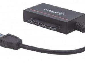 Adaptador USB 3.0 SuperSpeed a SATA y CFAST