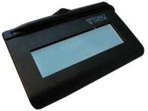 Digitalizador de firma con visor