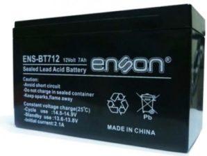 Batería de Respaldo 12V 7A