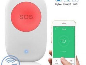 Botón de Emergencia Inteligente WiFi