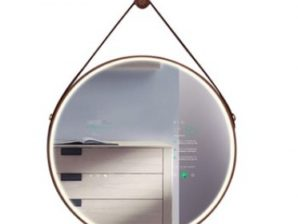 Espejo Circular Inteligente WiFi