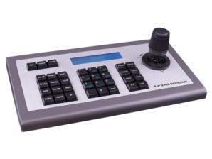 Controlador Híbrido para Cámaras PTZ