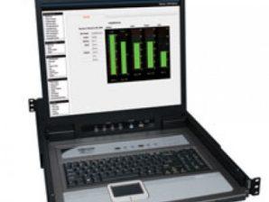 Consola KVM