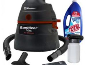 Sanitizer Vac /Aspiradora