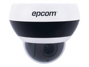MINI PTZ EPCOM Resolución 1080p (2MP)
