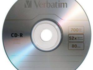 Disco Compacto Cdr