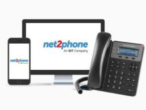 Conmutador en la nube NET2PHONE