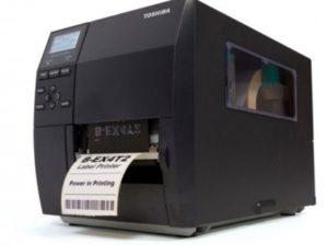 Impresora de código de barras