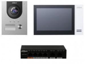 Kit de Video Portero IP