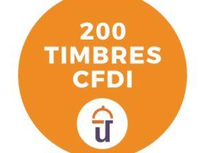 200 Timbres (CFDI)