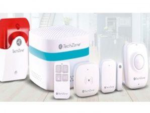 Kit de Seguridad para Smart Home