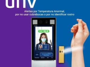 Detección de Temperatura Distancia