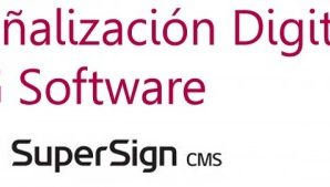 Señalizacion Digital Software SuperSign CM