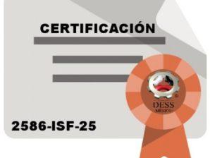 Certificación de Distribuidor