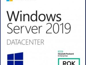HPe Windows Server Datacenter 2019 ROK.