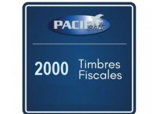 2000 timbres fiscales