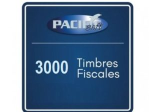 3000 timbres fiscales