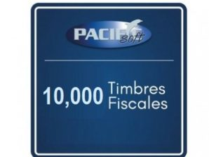 10,000 timbres fiscales