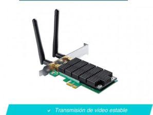 Tarjeta Dual Band PCI-Express