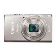 Cámara Canon PowerShot ELPH 360 HS 20.2MP FHD 1080p Zoom 12x Color Plata